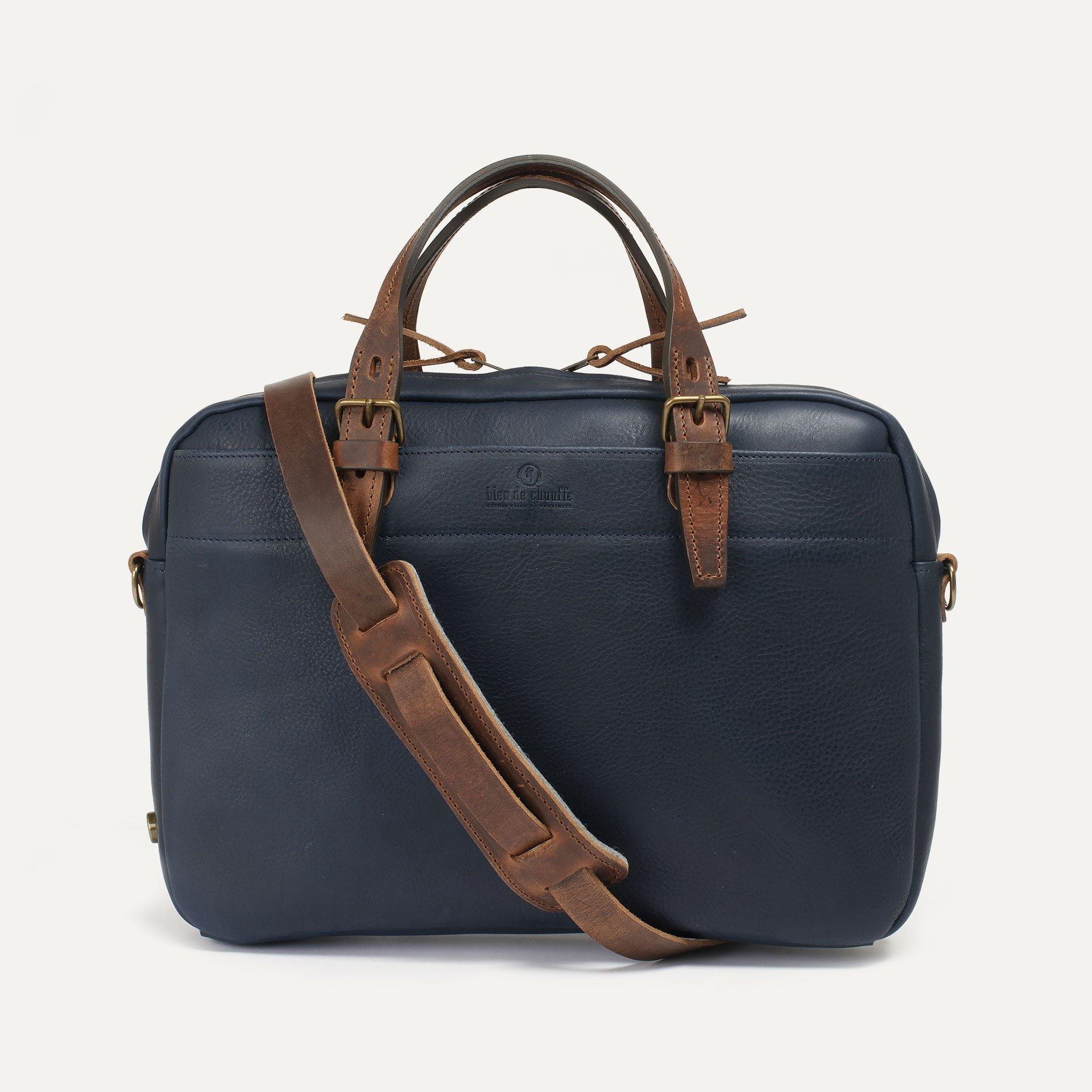 Folder Business bag - Navy Blue (image n°1)