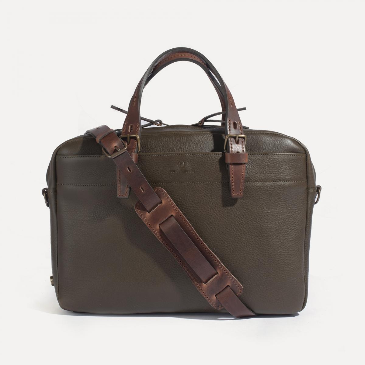 Folder Business bag - Khaki (image n°1)