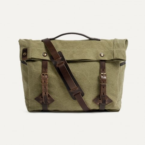 Musette gaston - Kaki Jeep