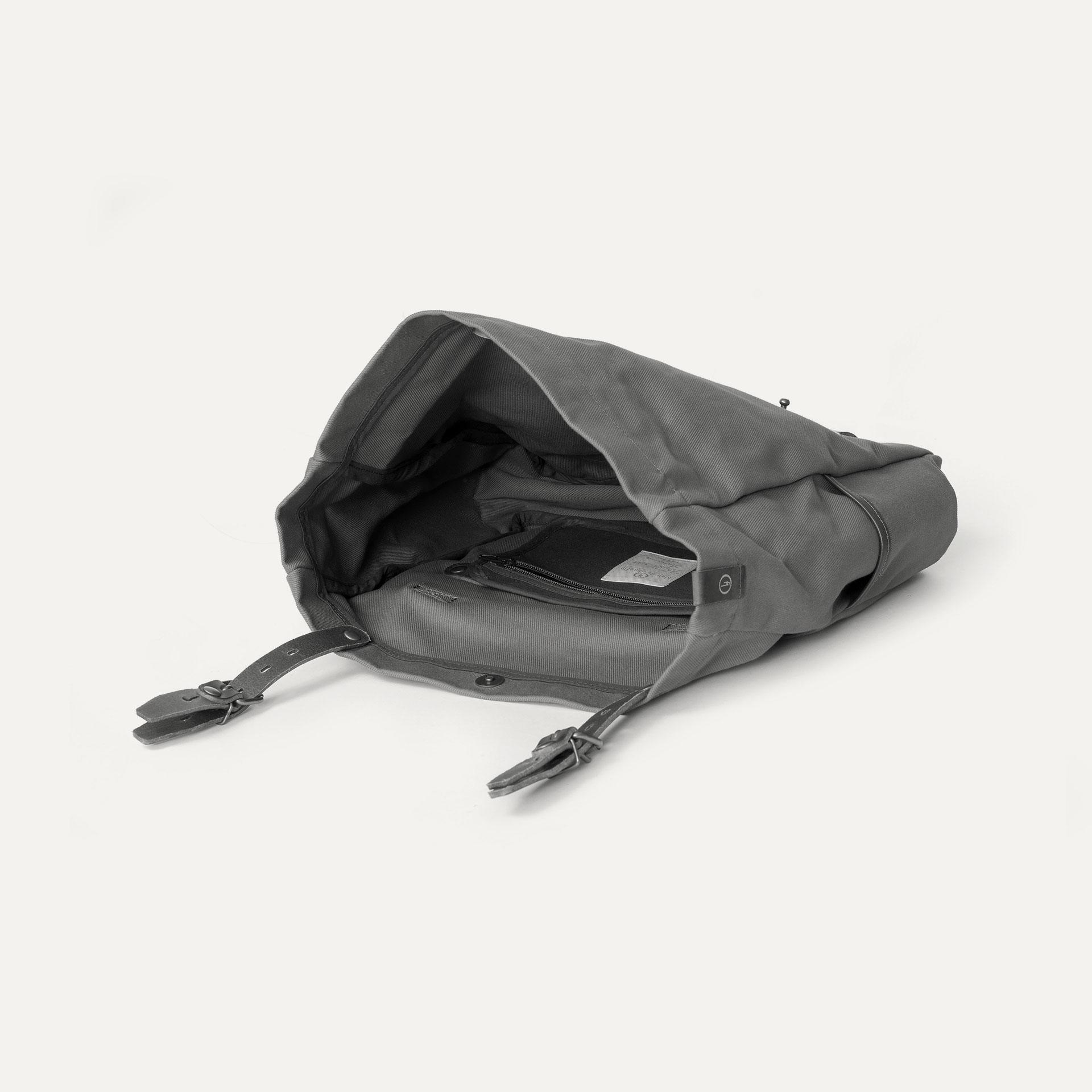 "Gaston tool bag – ""Musette"" - Black (image n°4)"