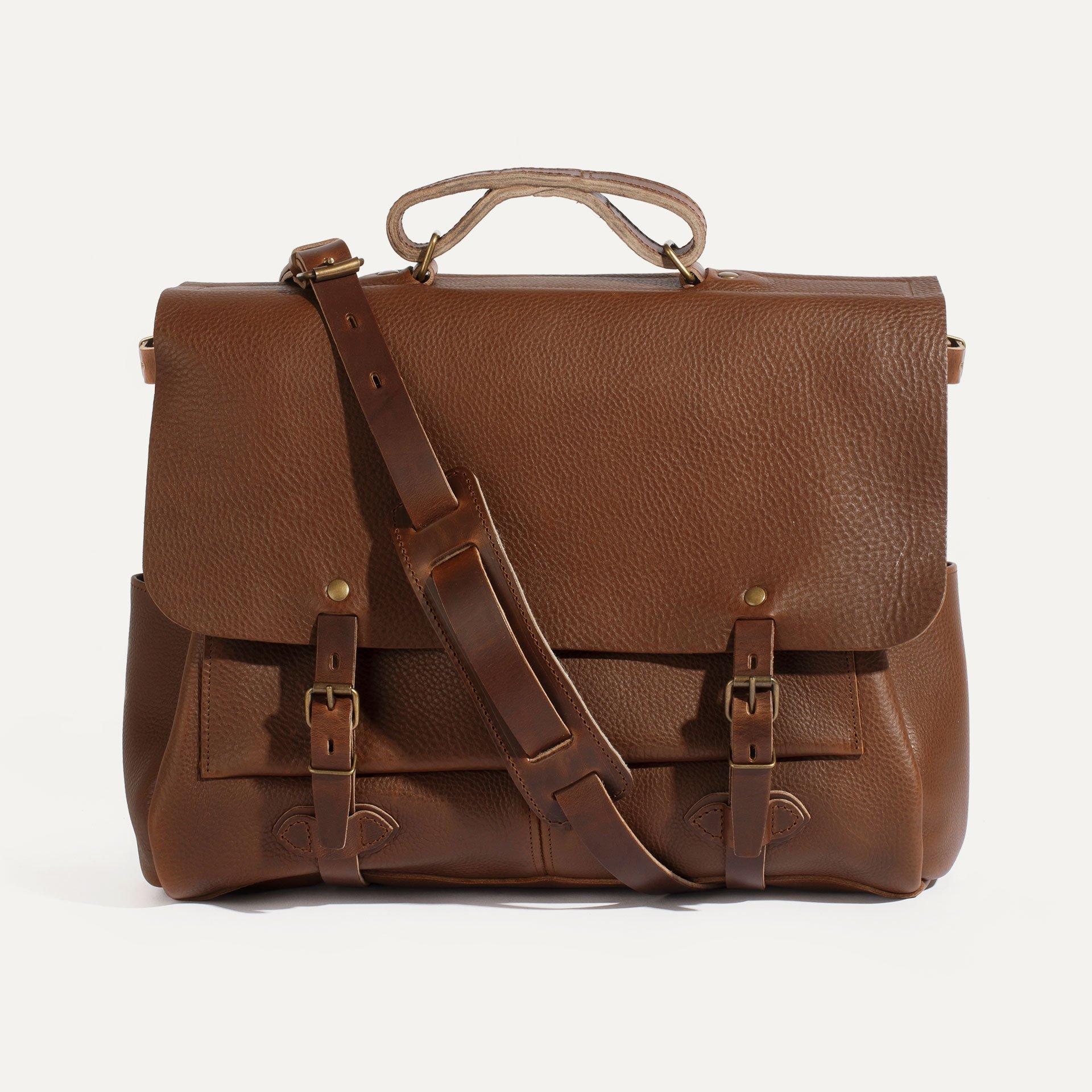 Executive Postman bag 48h Irving - Cuba Libre (image n°1)