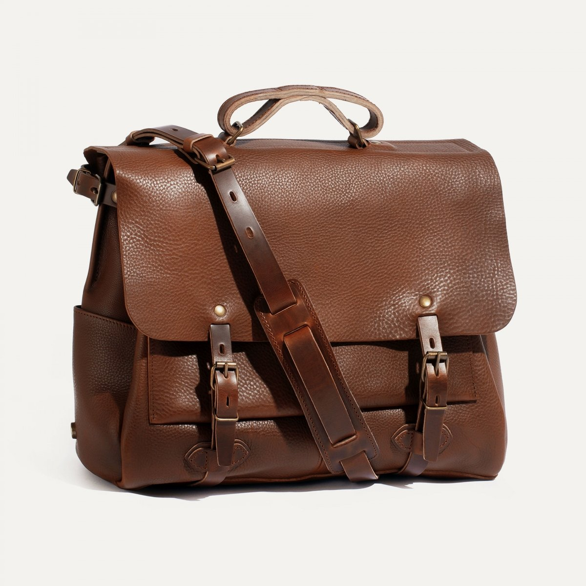 Executive Postman bag 48h Irving - Cuba Libre (image n°2)