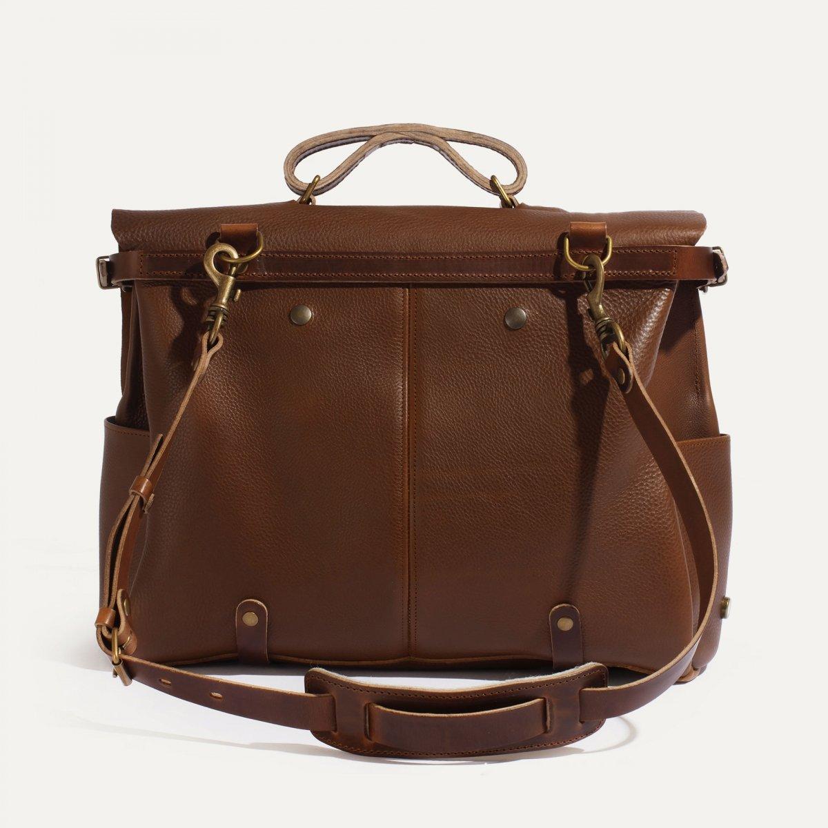 Executive Postman bag 48h Irving - Cuba Libre (image n°3)