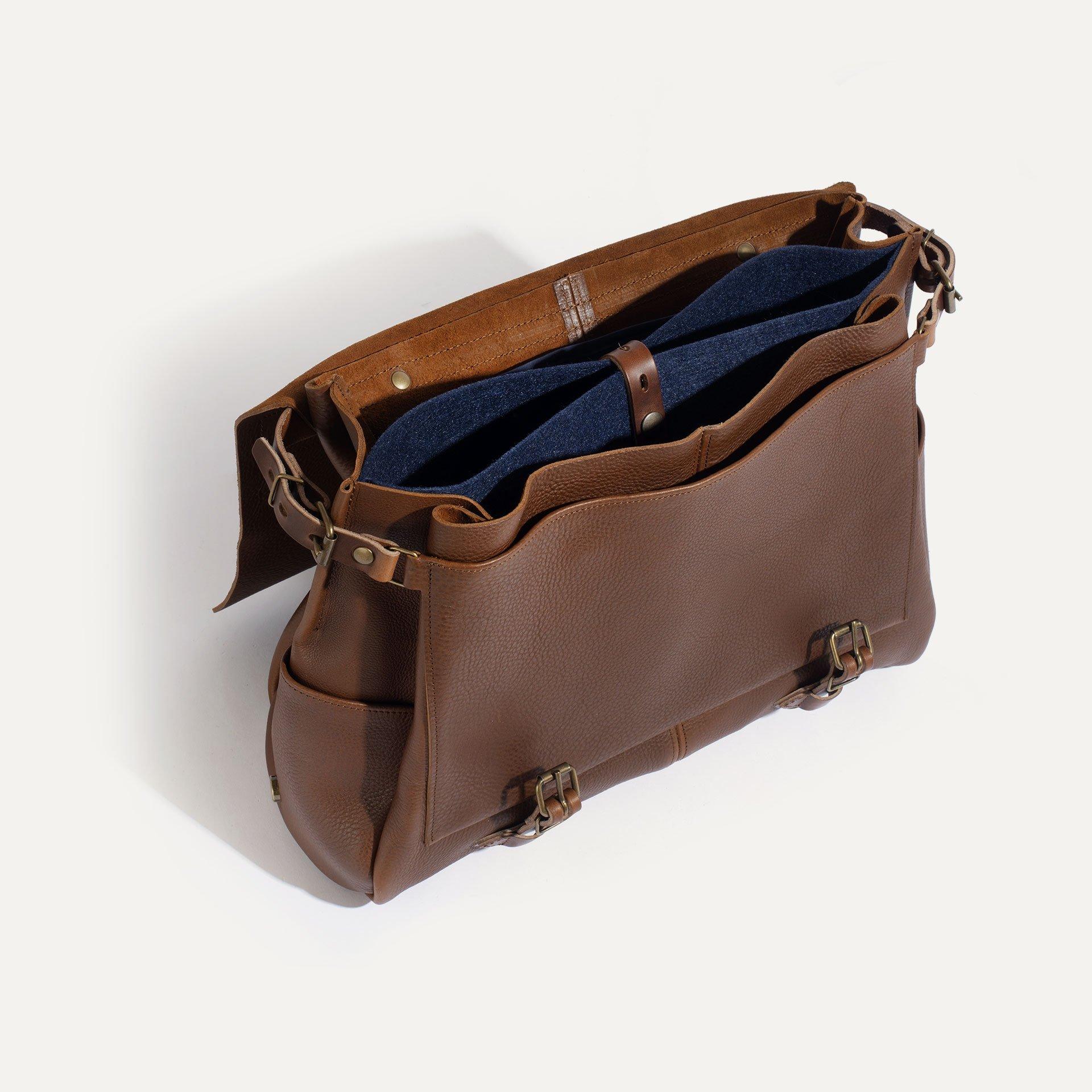 Executive Postman bag 48h Irving - Cuba Libre (image n°4)