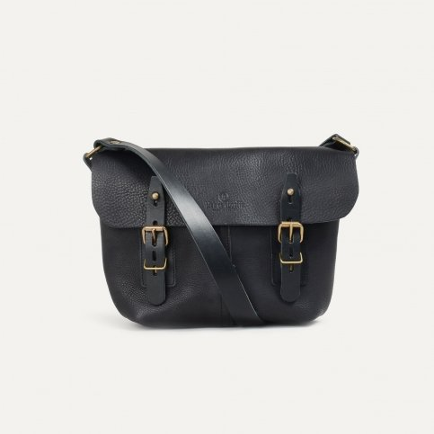 Louis Satchel bag - Black