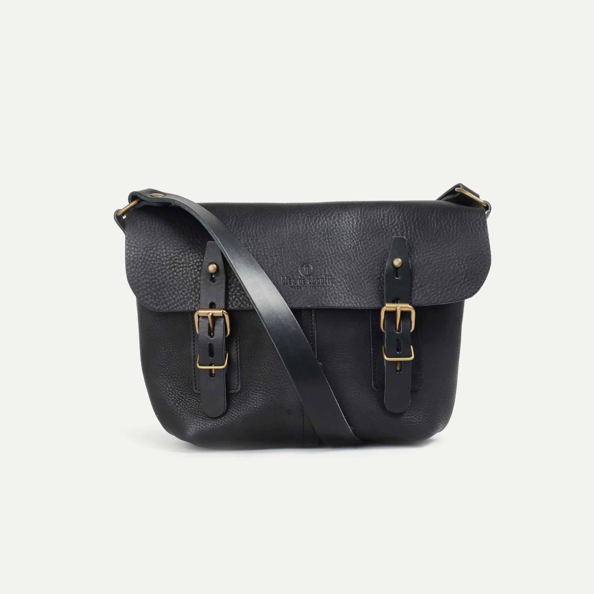 Louis Satchel bag - Black (image n°1)