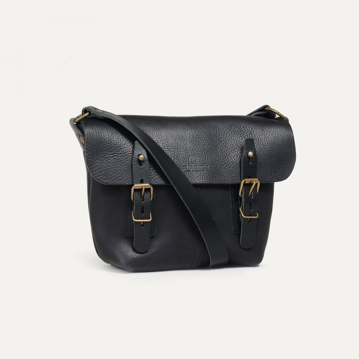 Louis Satchel bag - Black (image n°2)