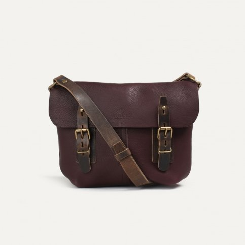 Louis Satchel bag - Tourbe