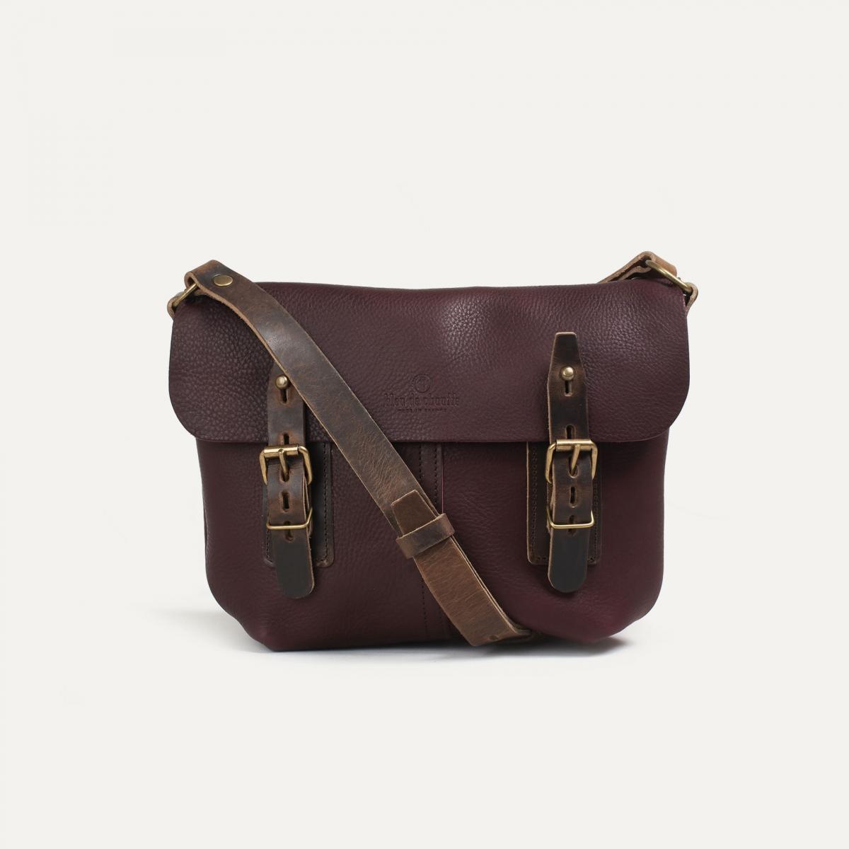Louis Satchel bag - Peat (image n°1)