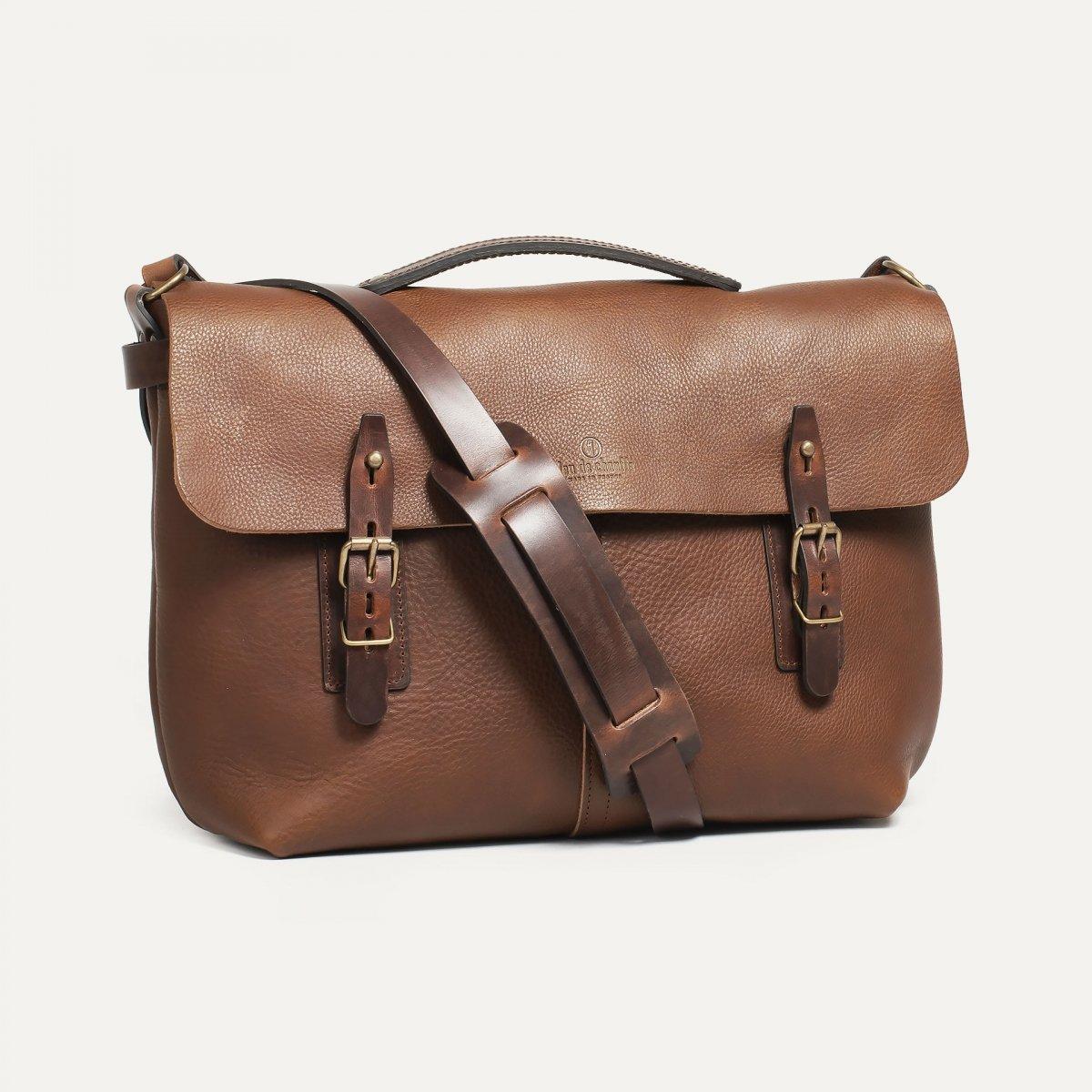 Lucien Satchel bag - Cuba Libre (image n°2)