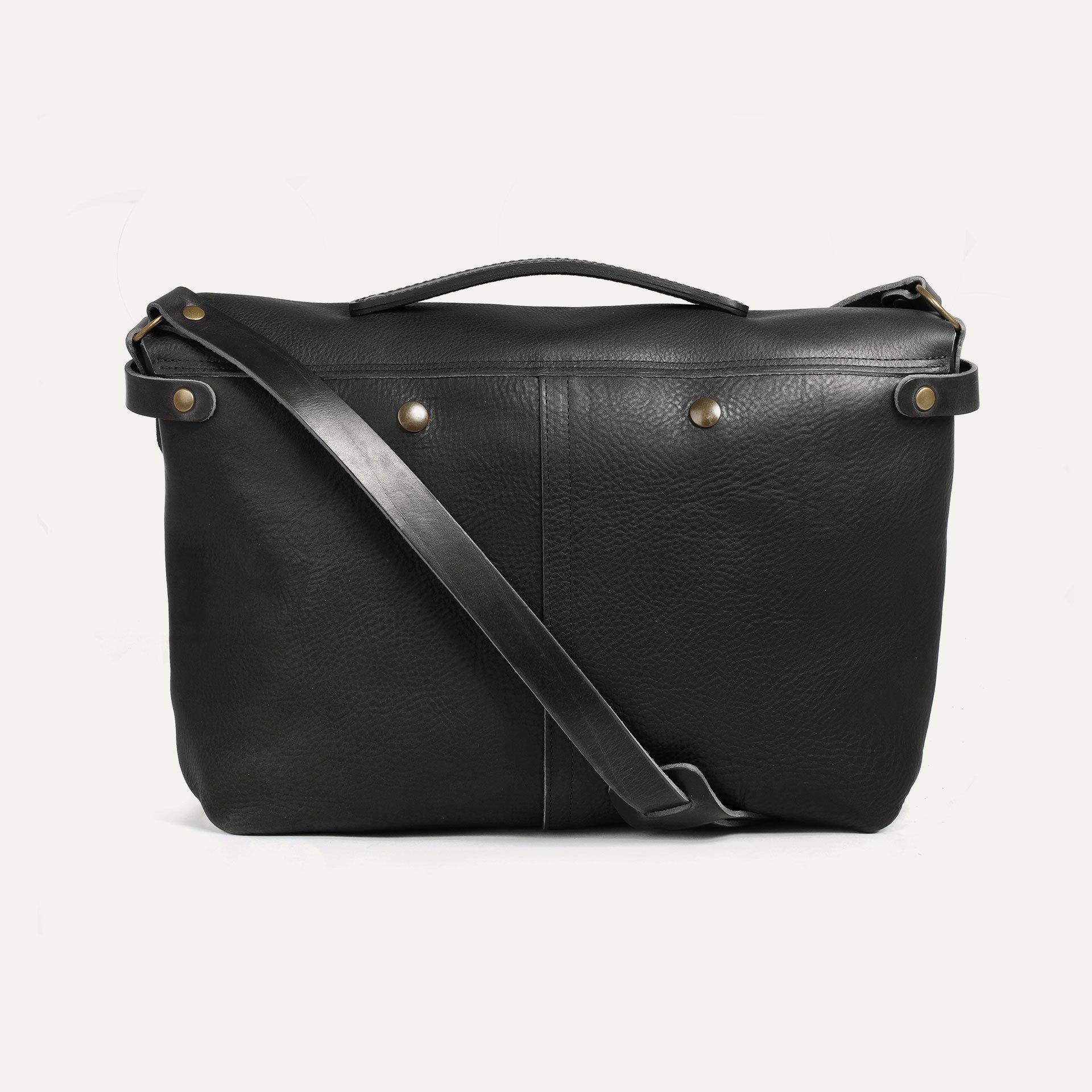 Lucien Satchel bag - Black (image n°2)