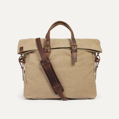 Remix business bag - Wheat
