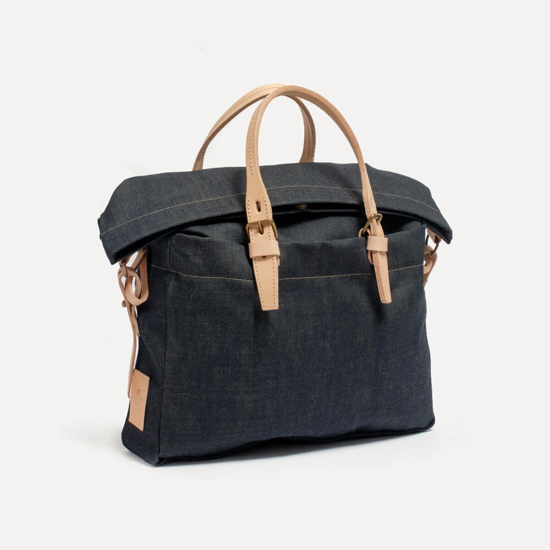 Remix business bag - BDC x Raleigh denim (image n°2)
