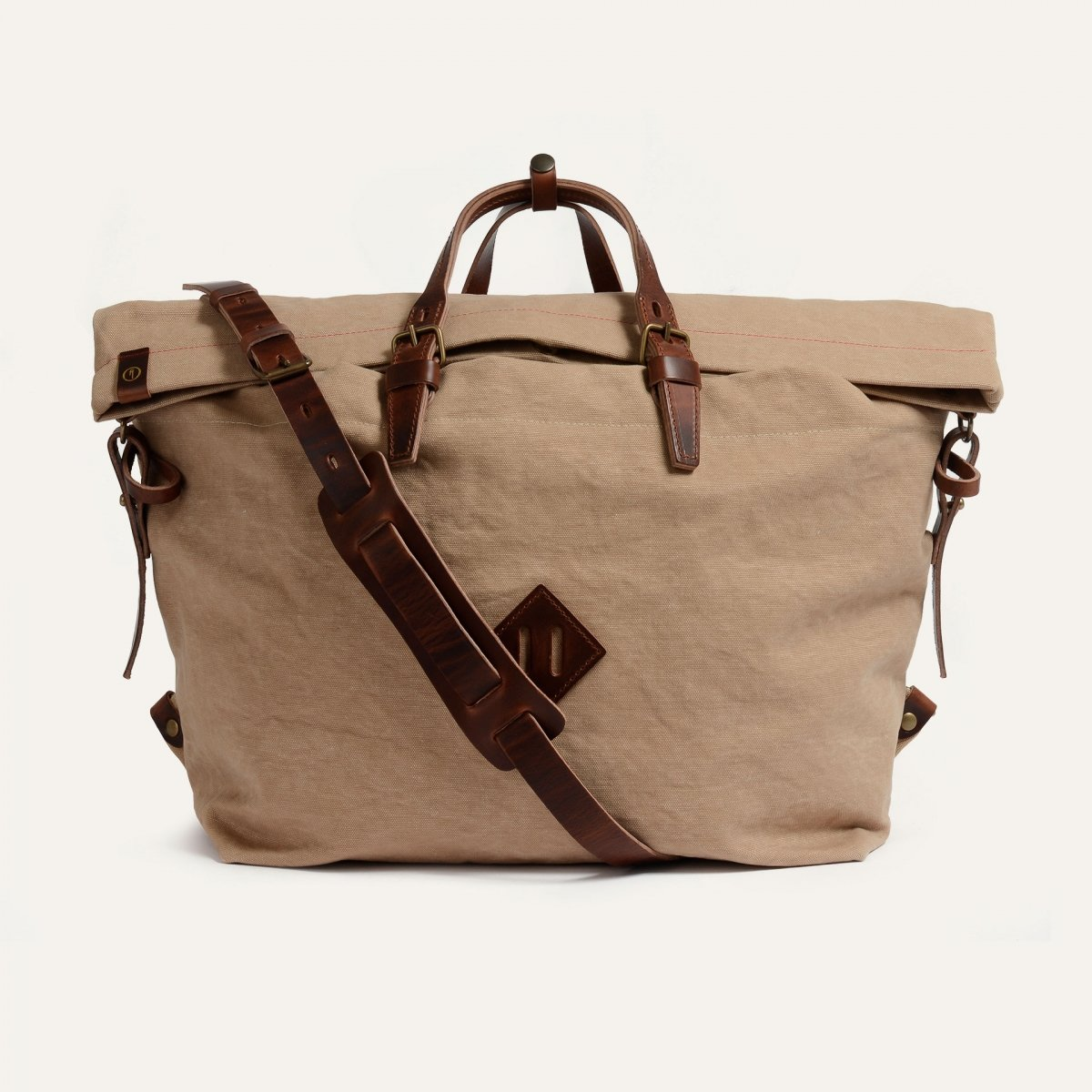Woody L Backpack - Wheat  (image n°1)