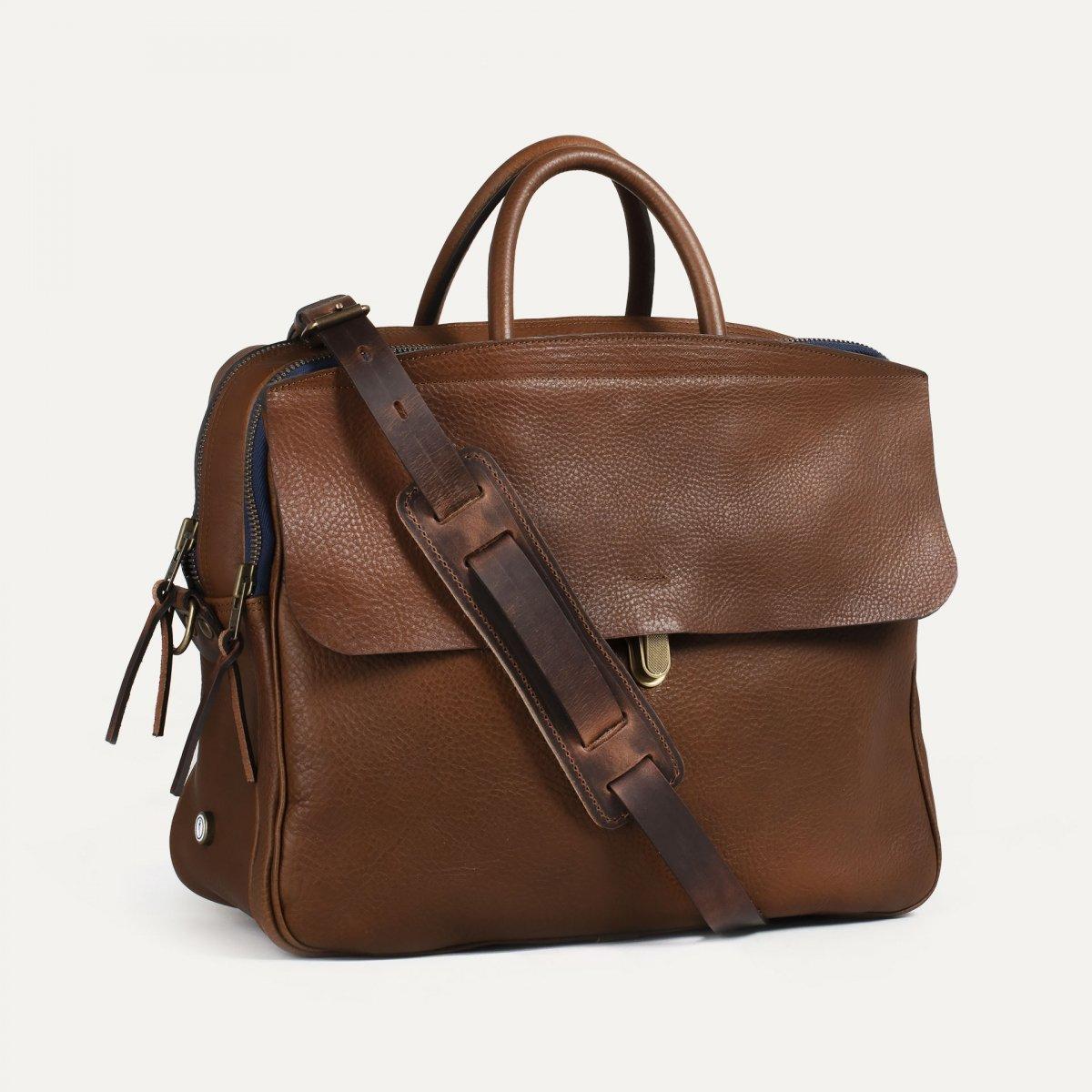 Zeppo Business bag - Cuba Libre / E Pure (image n°2)