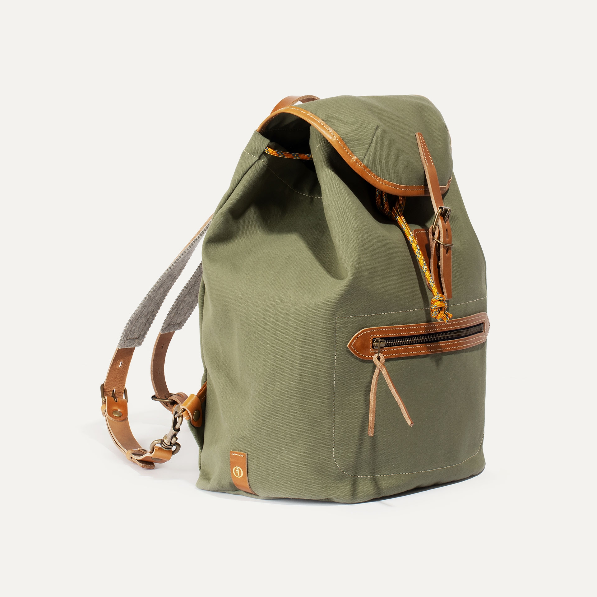 Camp backpack - Lichen Green (image n°2)