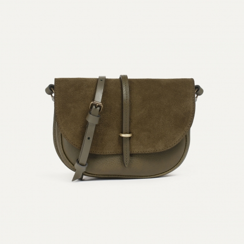 Java mini Postman bag - Khaki