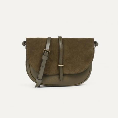 Mini sac postier Java - Kaki