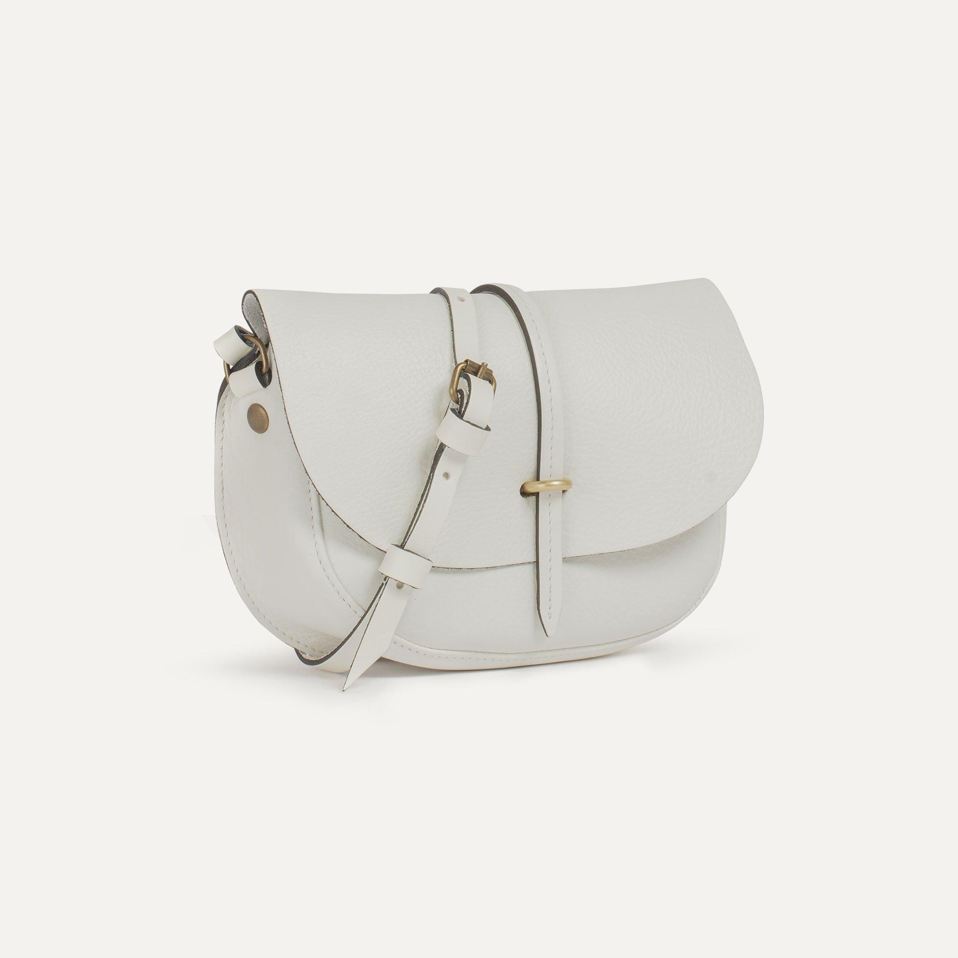 Java mini Postman bag - White (image n°2)