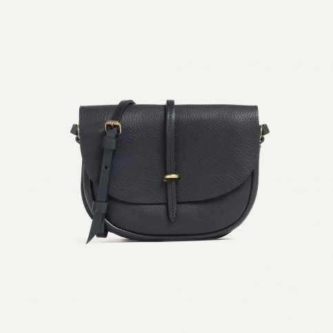 Mini postman bag  Java - Black