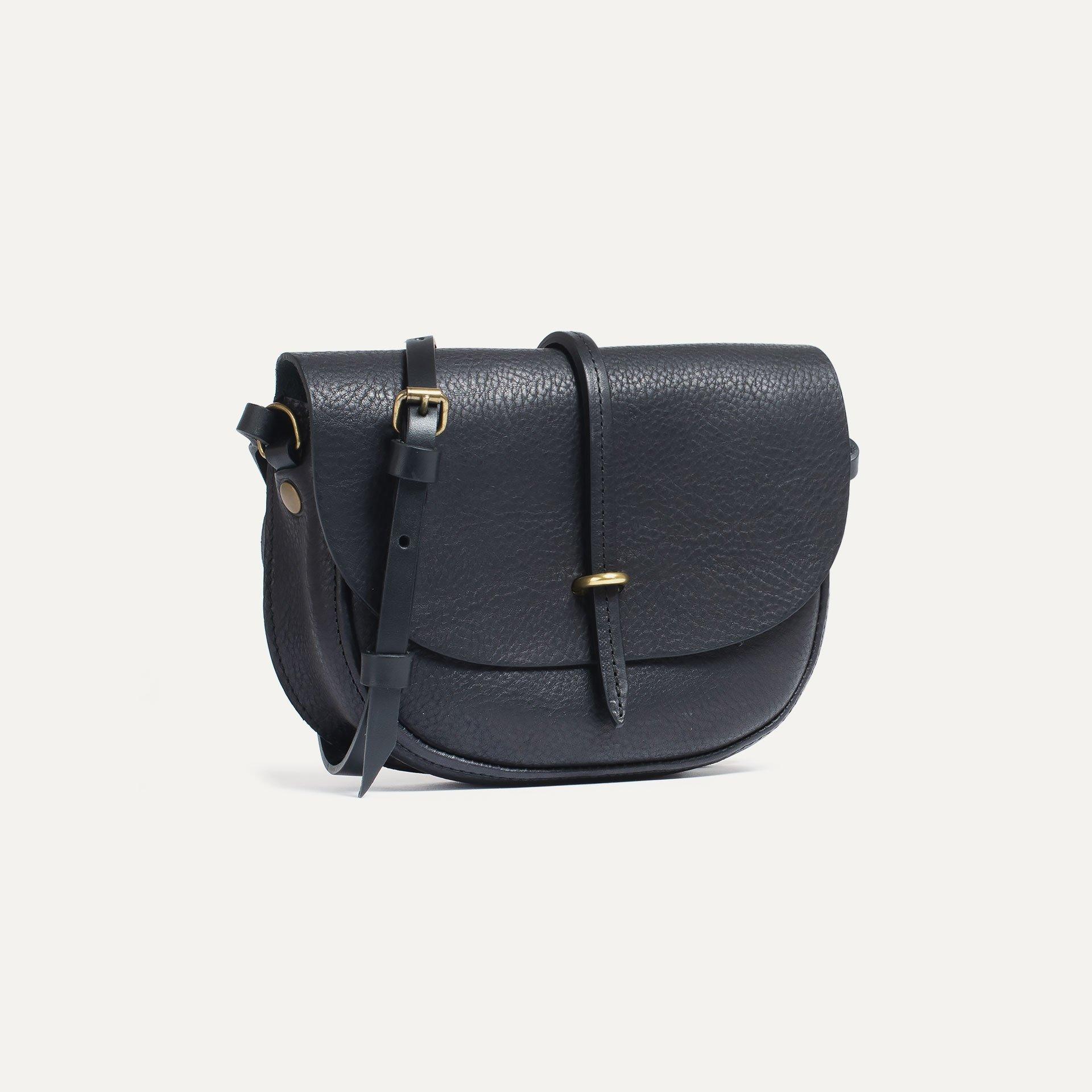 Java mini Postman bag - Black (image n°2)