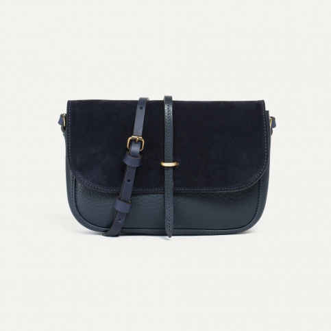 Pastis handbag - Marine Blue / Mix