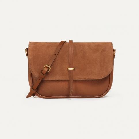 Pastis handbag - Havana