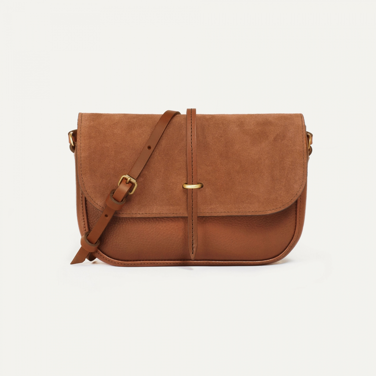Pastis handbag - Havana / Mix (image n°1)