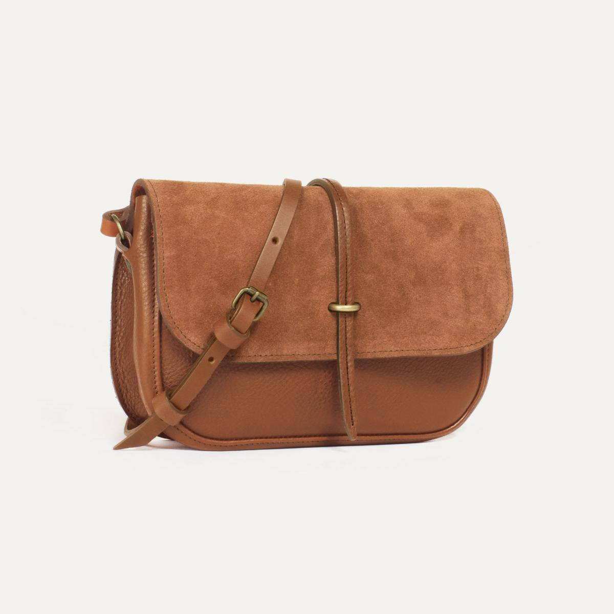 Pastis handbag - Havana / Mix (image n°2)