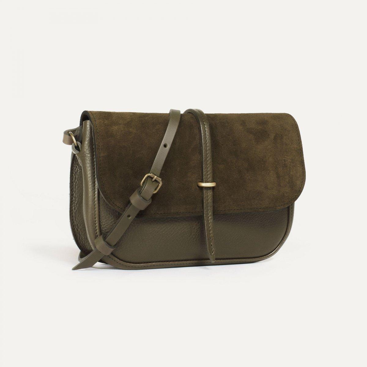 Pastis handbag - Khaki / Mix (image n°2)