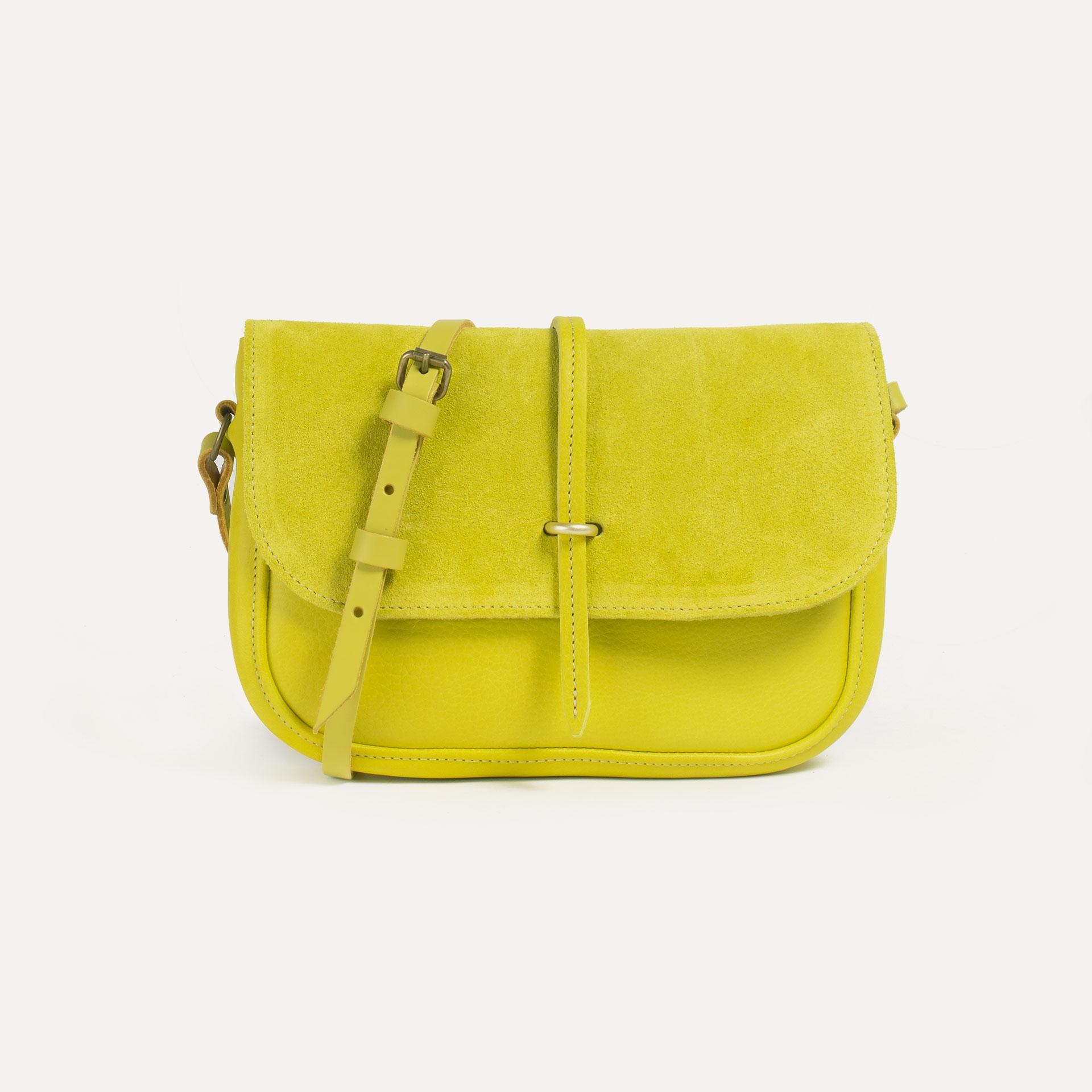 Pastis handbag - Bergamot / Mix (image n°1)