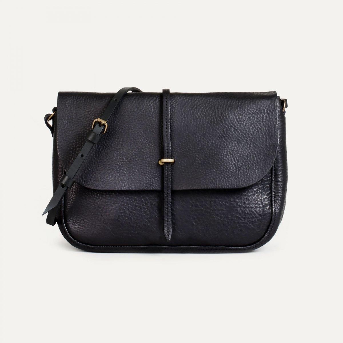 Pastel handbag - Black (image n°1)