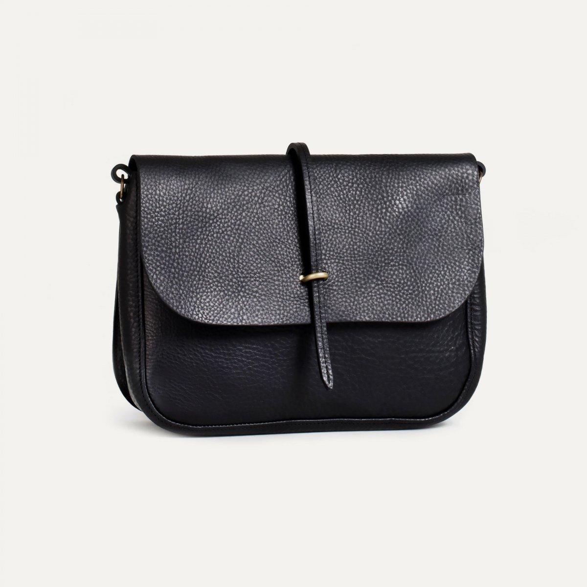 Pastel handbag - Black (image n°2)