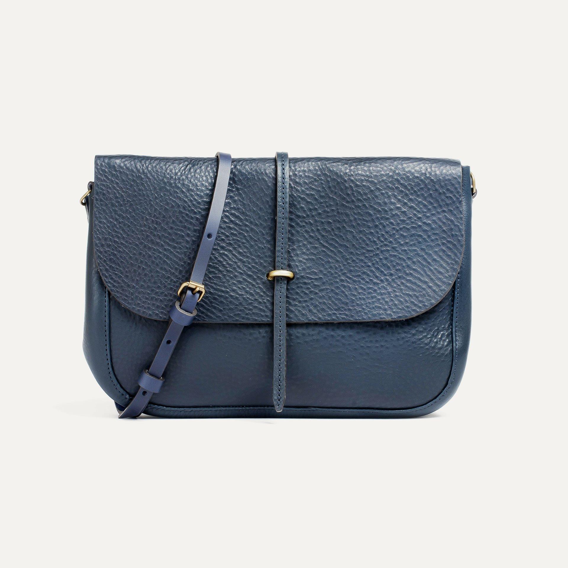 Pastel handbag - Navy Blue (image n°1)