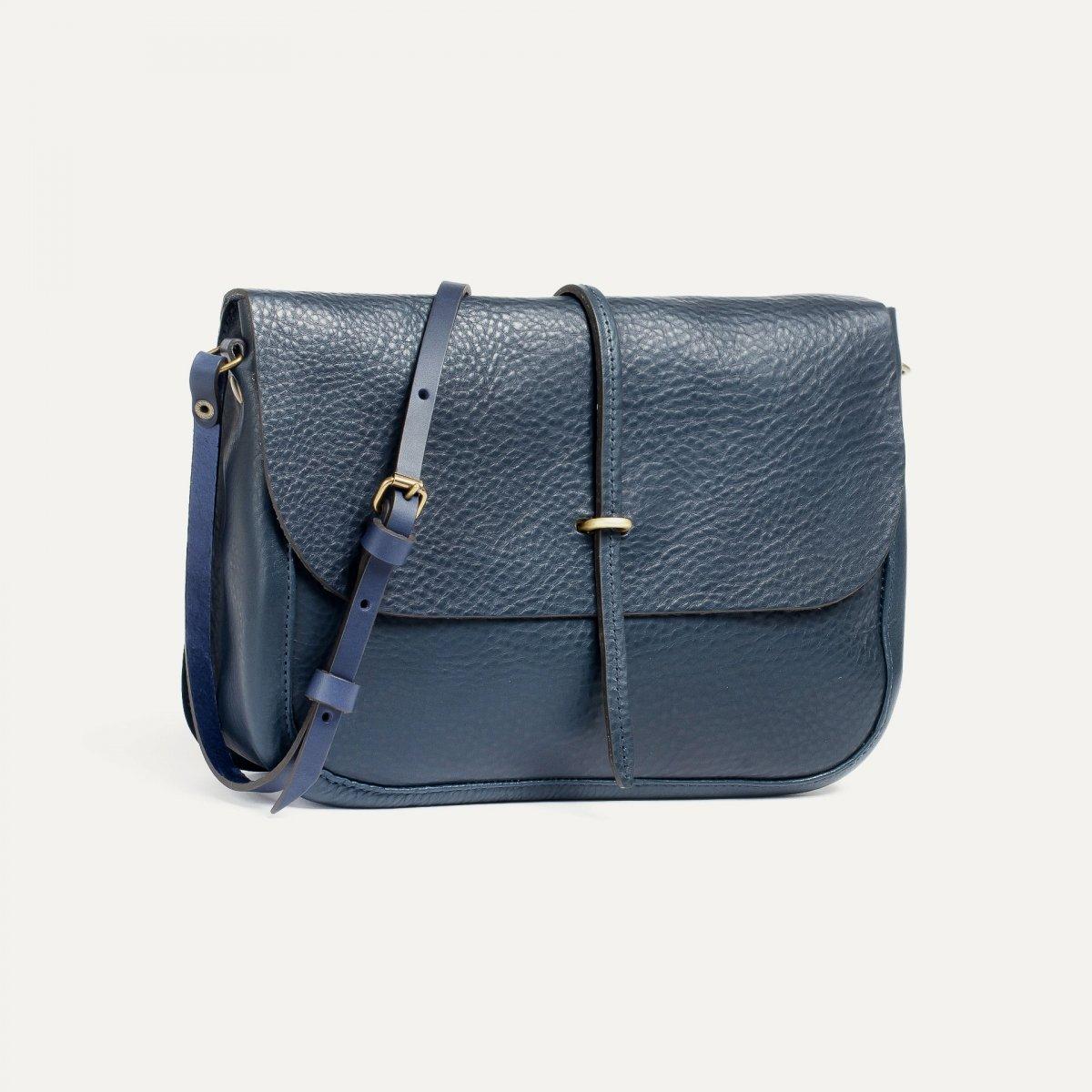 Pastel handbag - Navy Blue (image n°2)