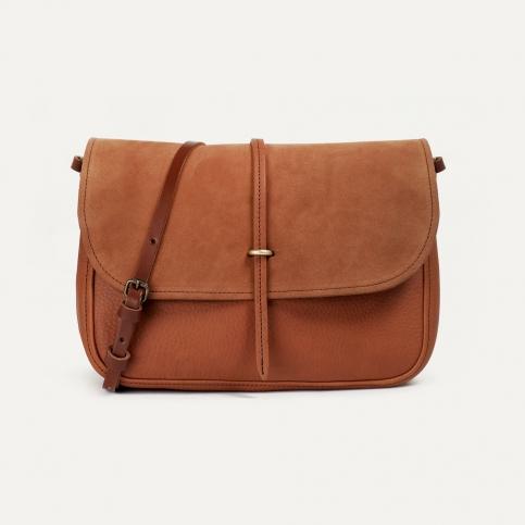 Pastel handbag - Havana / Mix