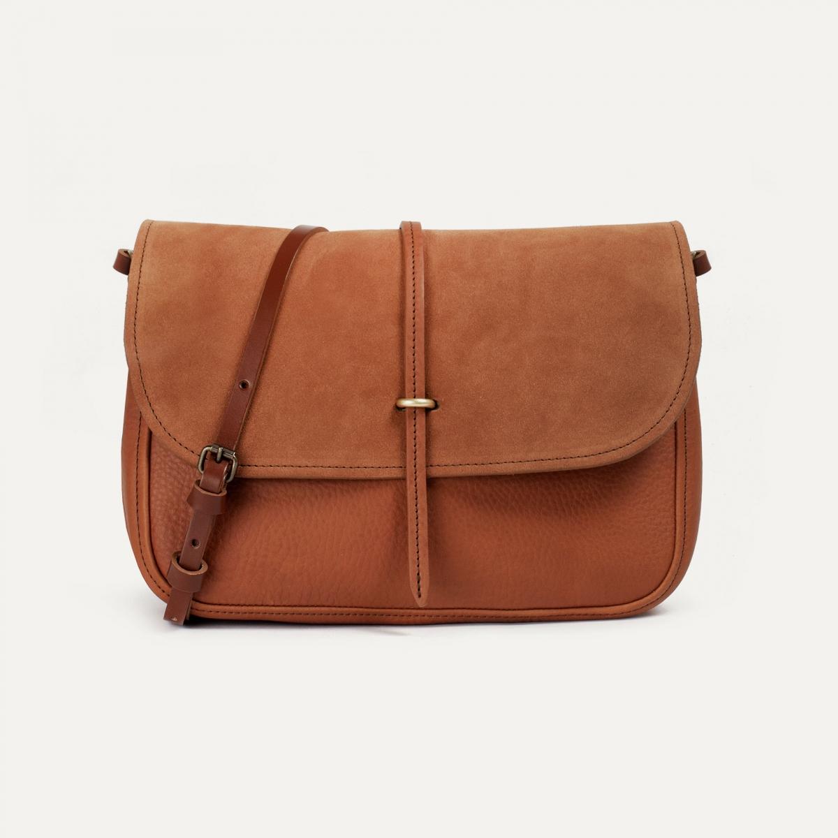 Pastel handbag - Havana / Mix (image n°1)