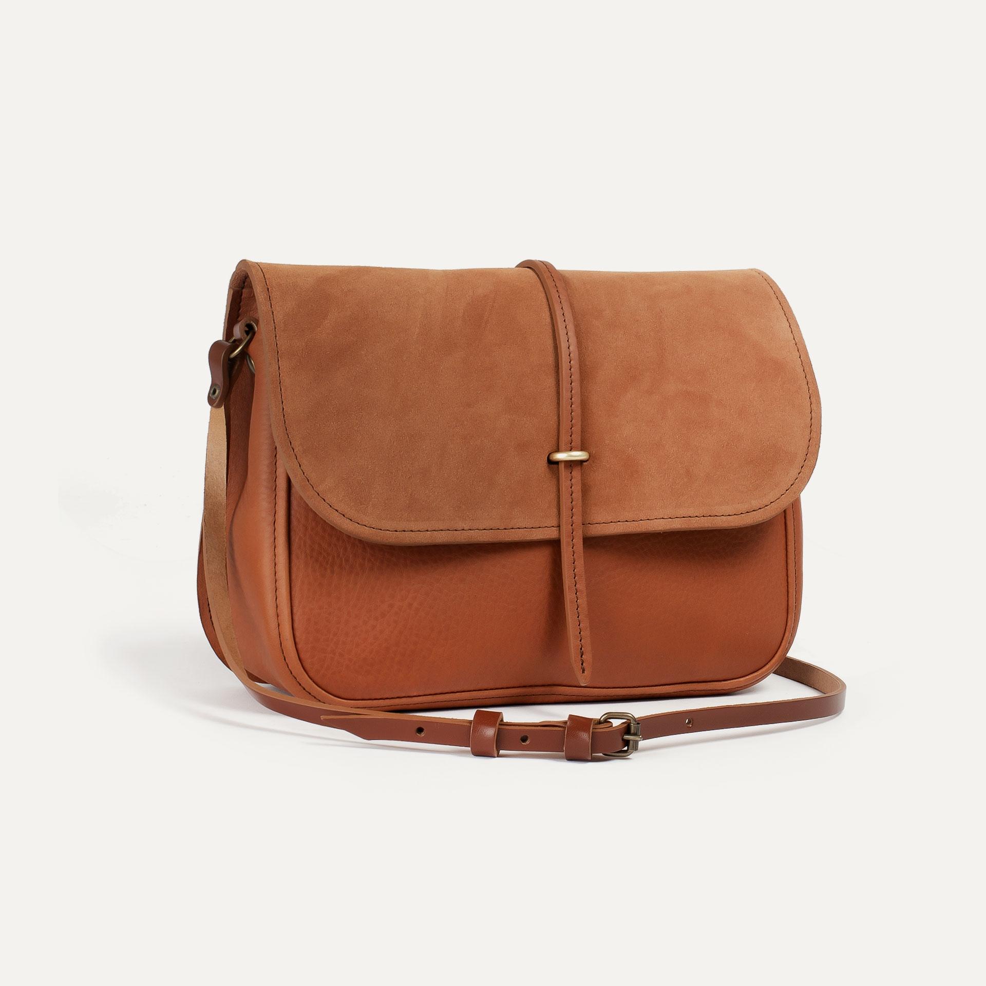 Pastel handbag - Havana / Mix (image n°2)