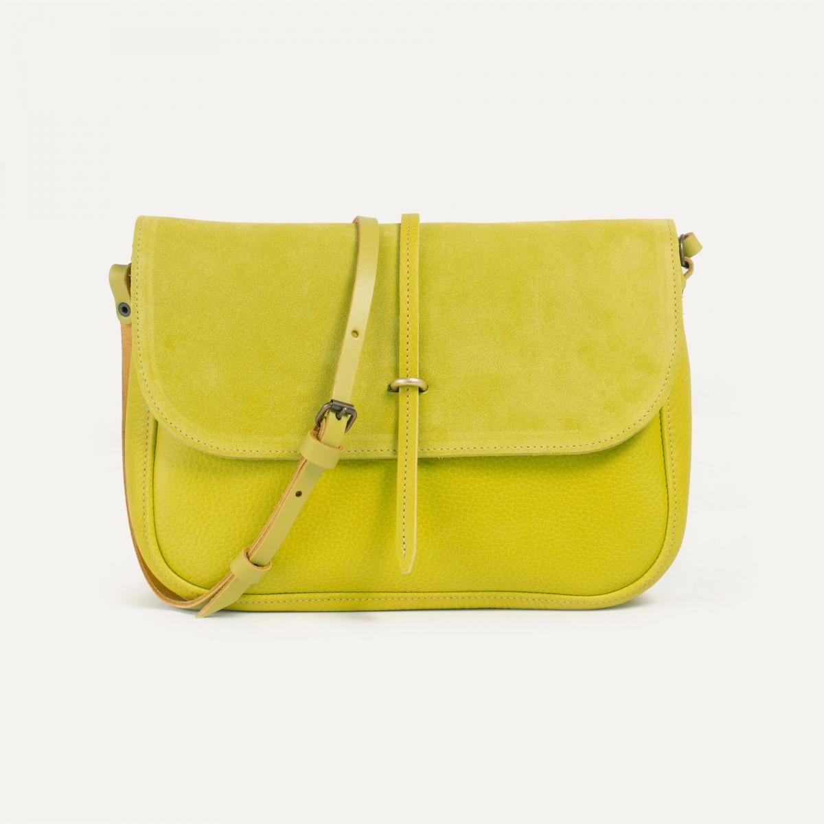Pastel handbag - Bergamot / Mix (image n°1)