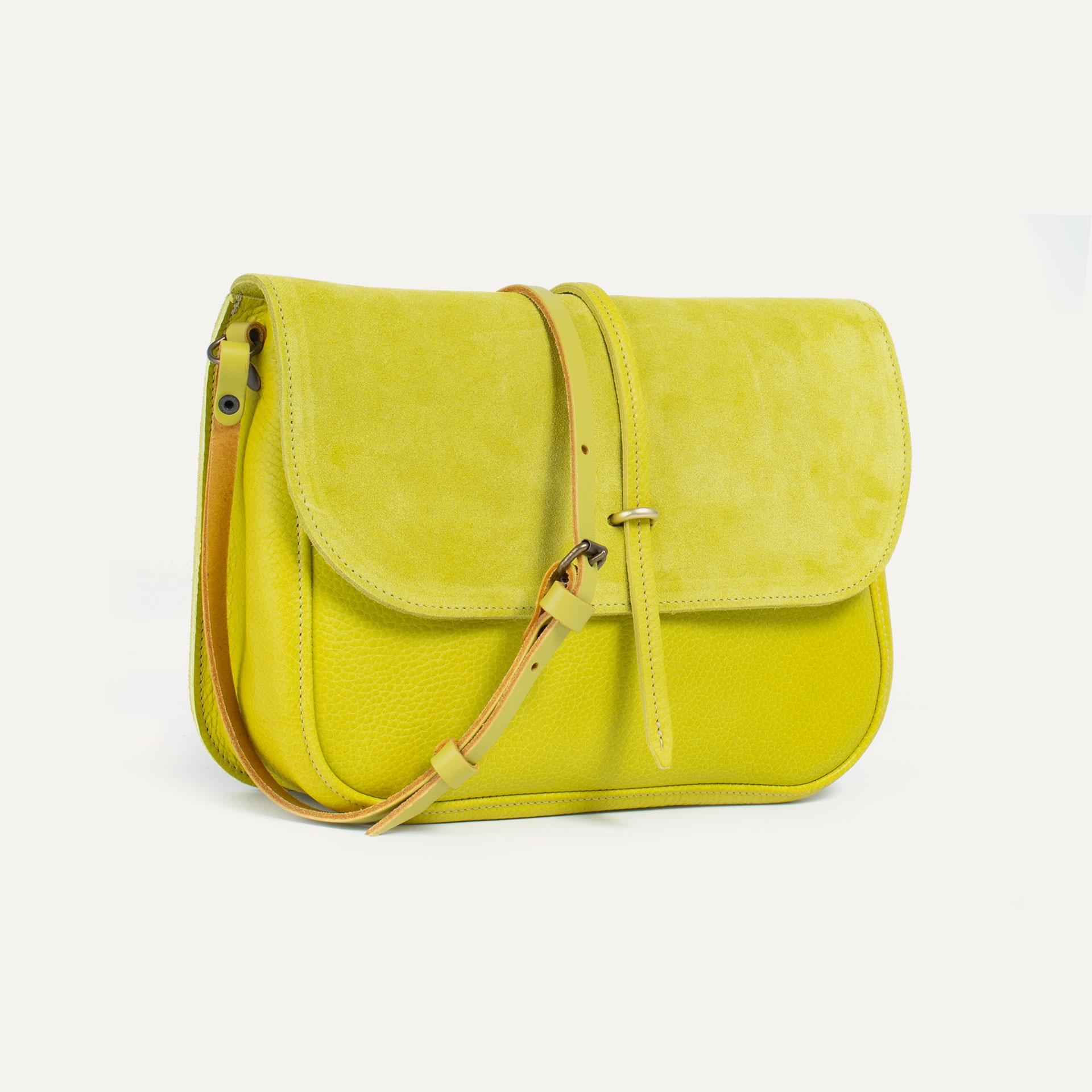 Pastel handbag - Bergamot / Mix (image n°2)