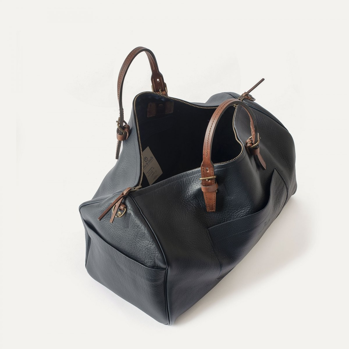 Hobo Travel bag - Navy Blue (image n°4)