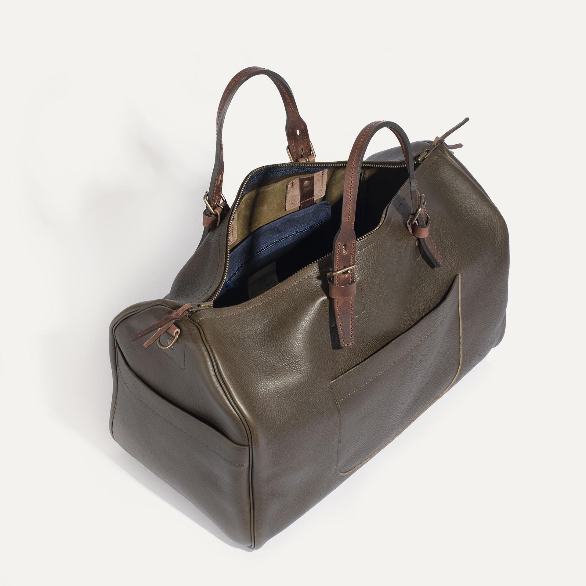 Hobo Travel bag - Khaki (image n°4)