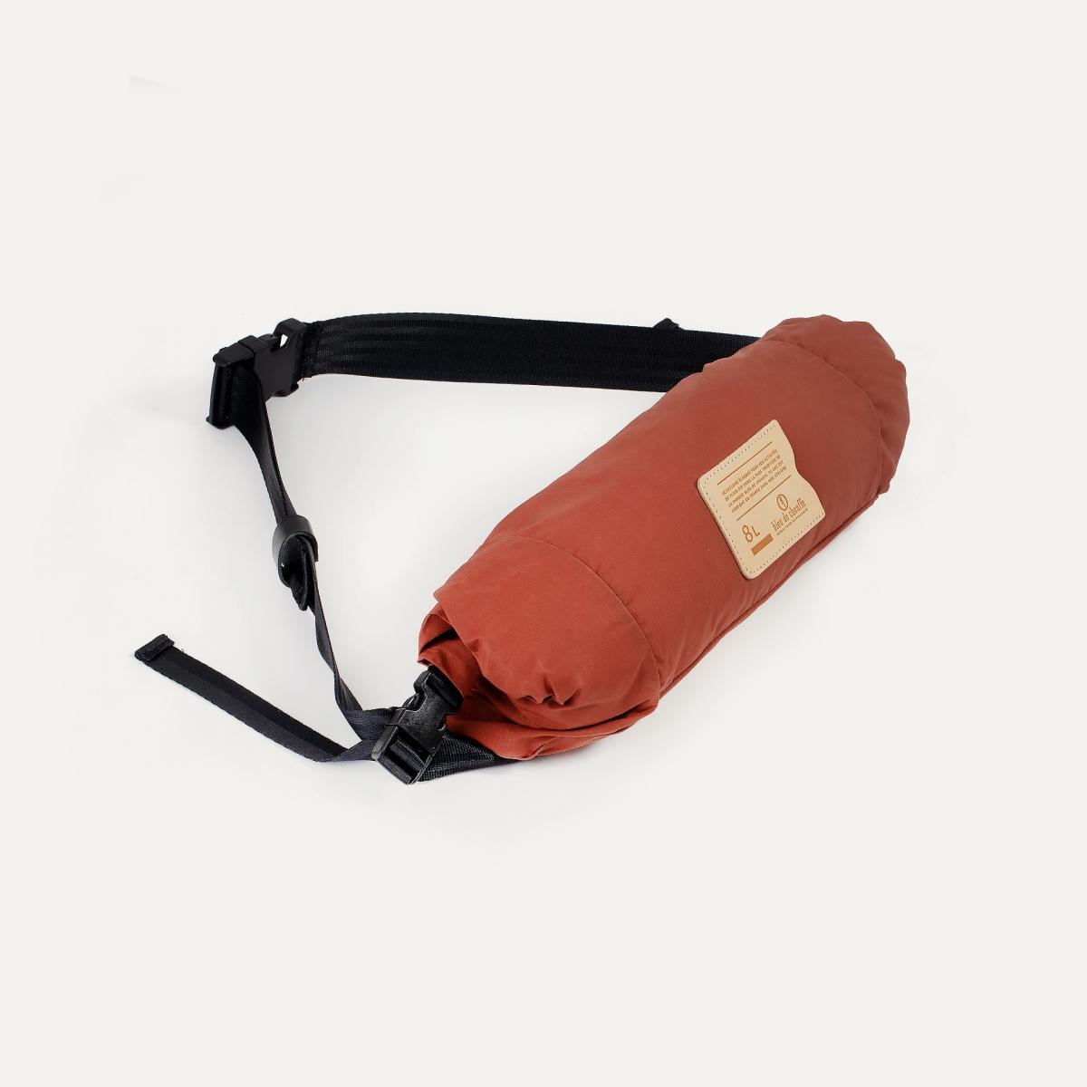 8L Bastille Belt bag - Burgundy (image n°1)