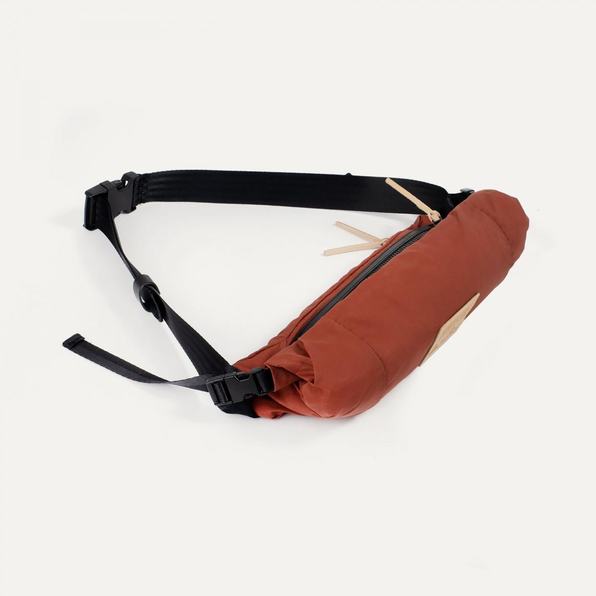 8L Bastille Belt bag - Burgundy (image n°2)