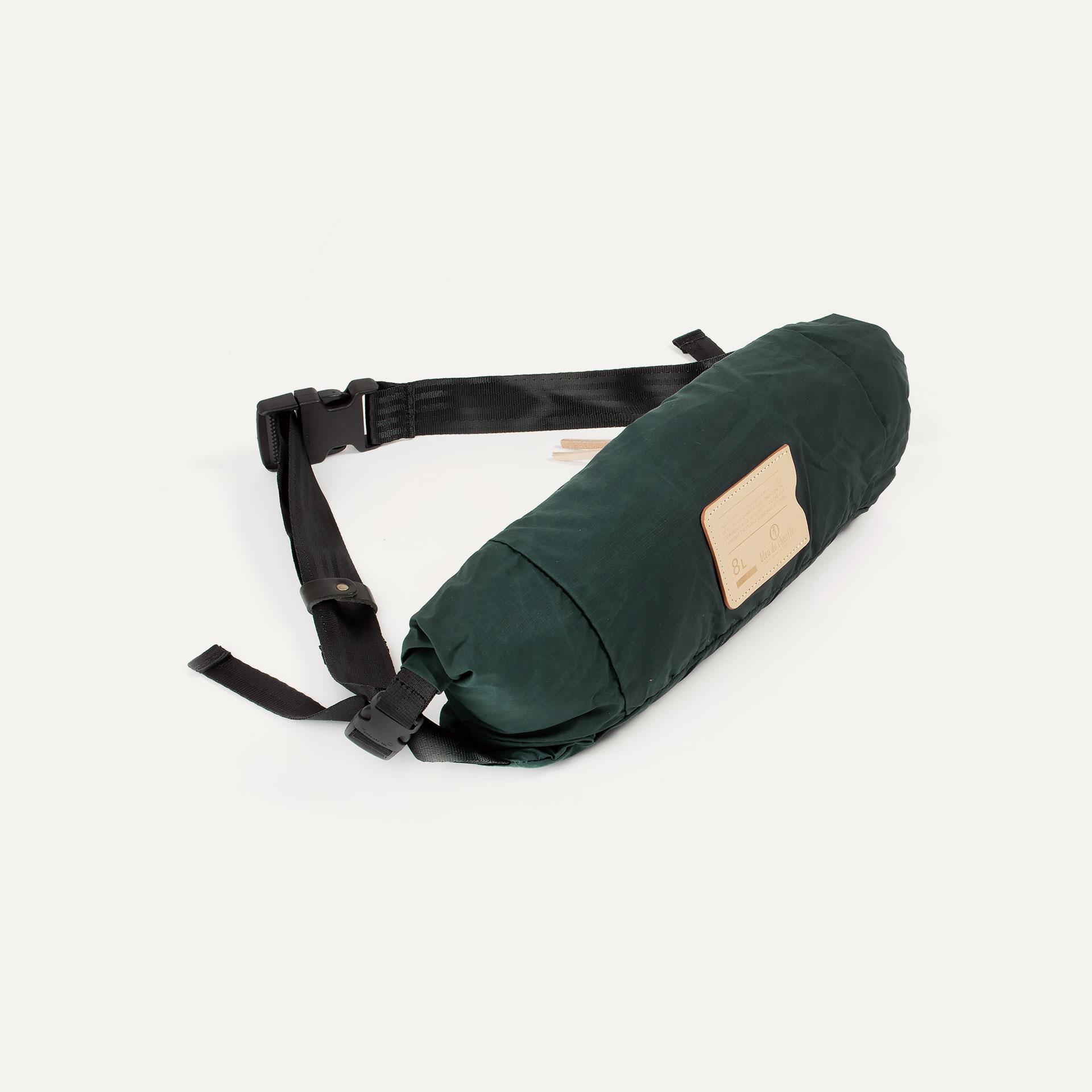 8L Bastille Belt bag - Dark Khaki (image n°1)