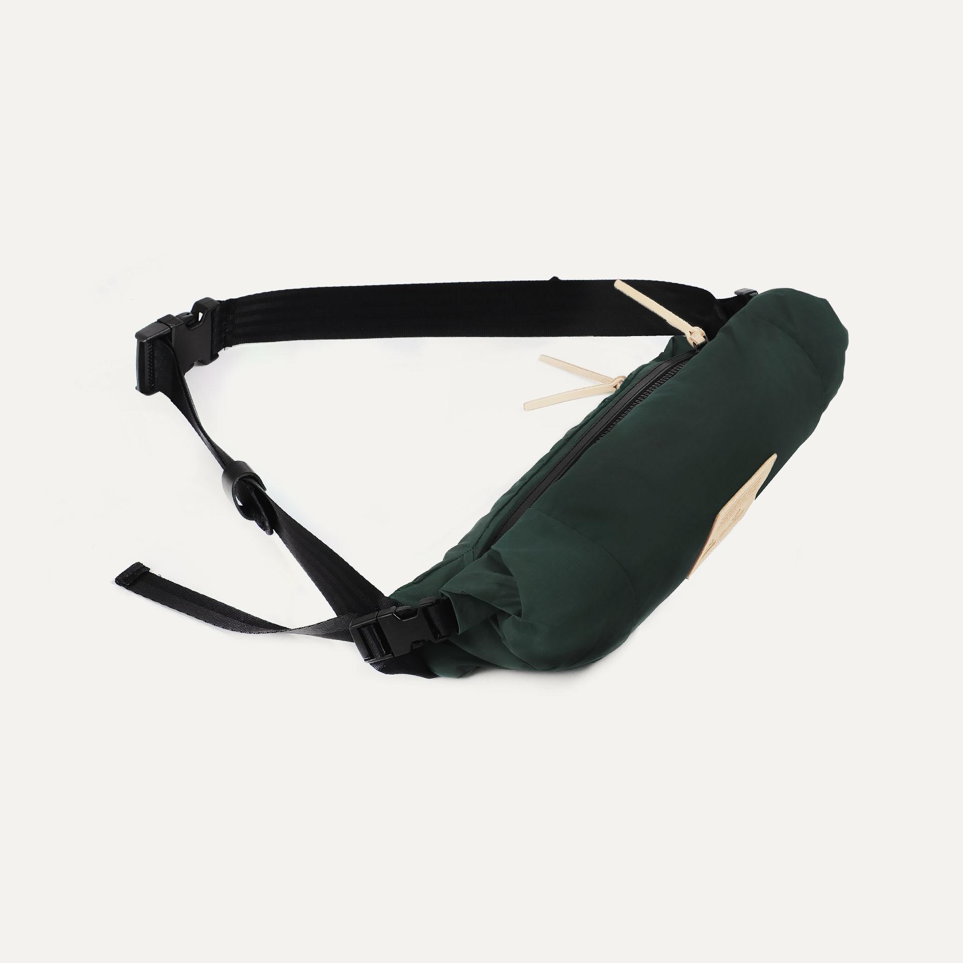 8L Bastille Belt bag - Dark Khaki (image n°2)