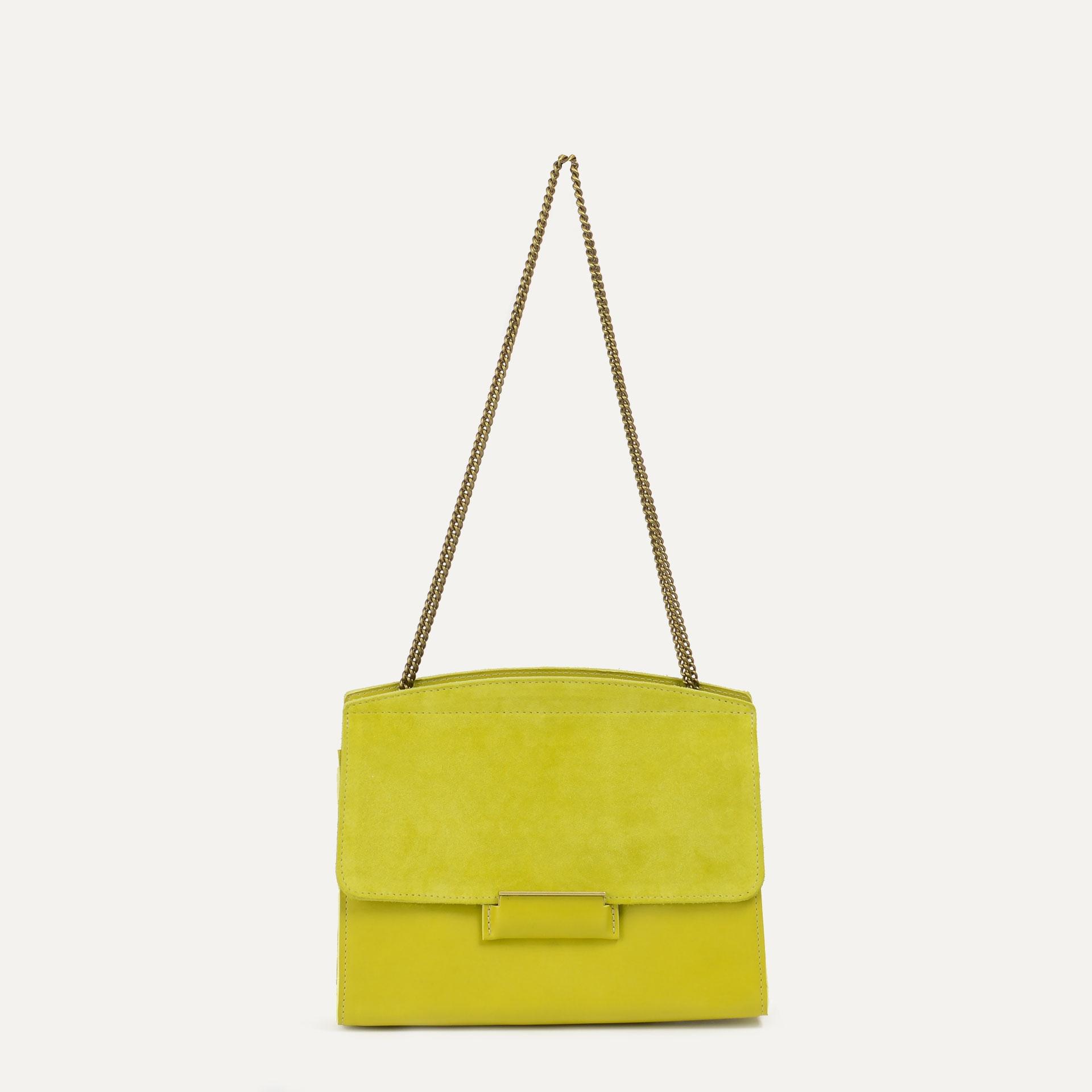 Origami S clutch bag - Bergamot (image n°1)