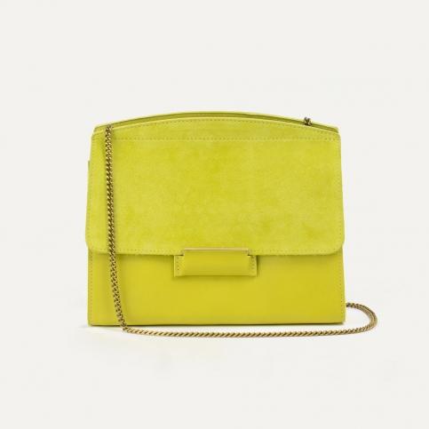 Origami S clutch bag - Bergamot