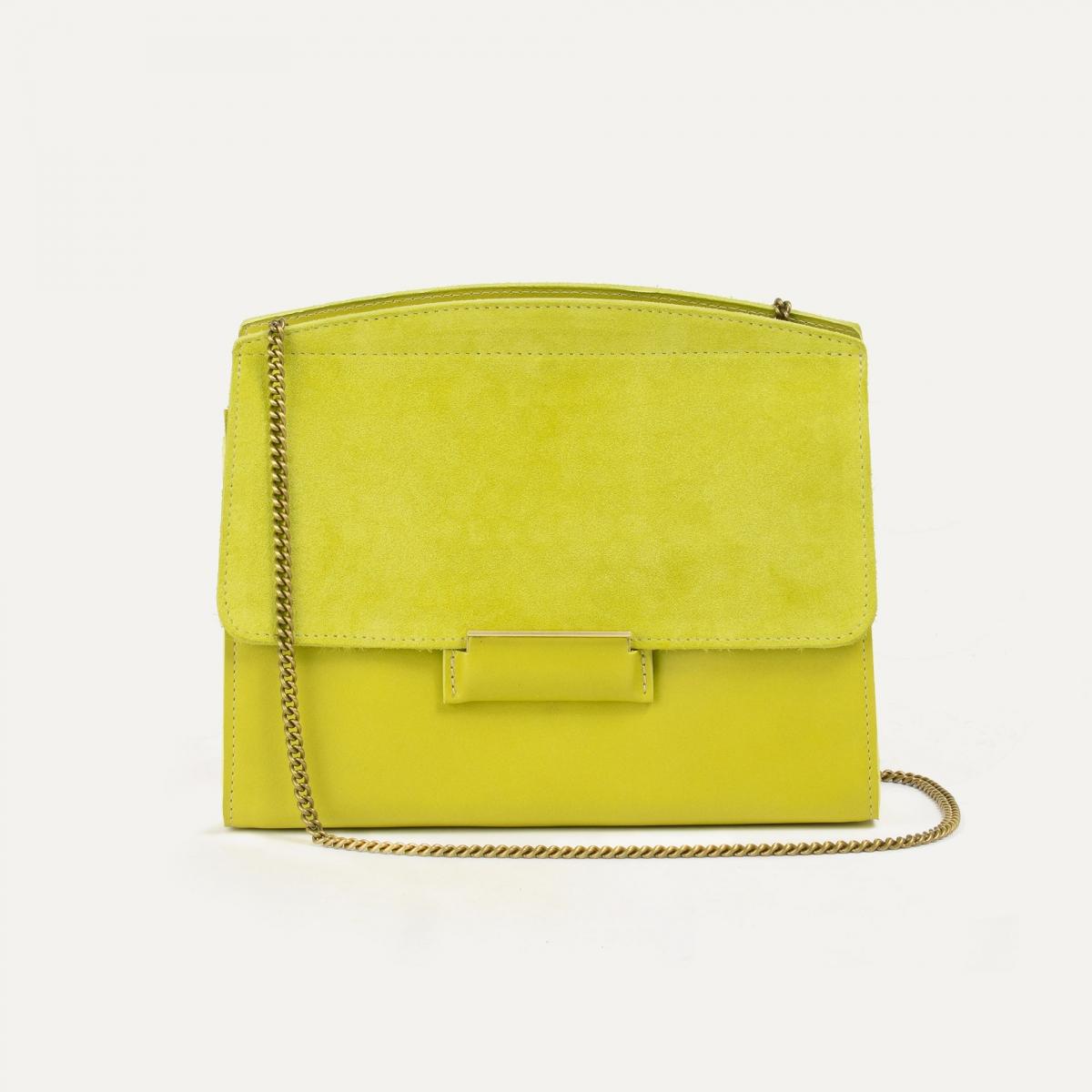 Origami S clutch bag - Bergamot (image n°2)