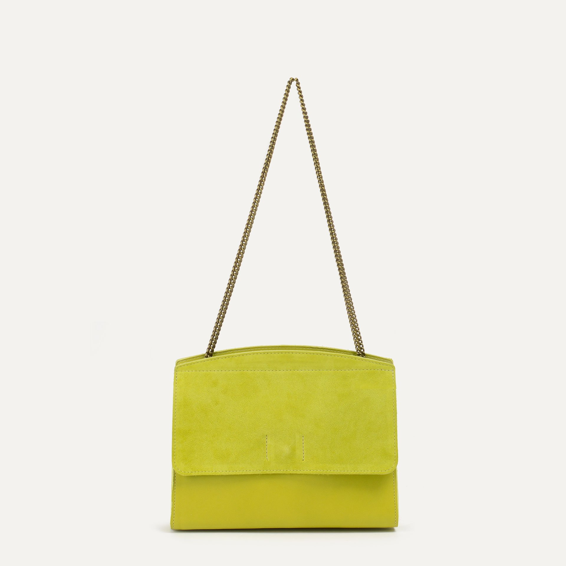 Origami S clutch bag - Bergamot (image n°3)